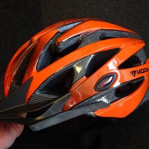 自転車もヘルメットで安全に