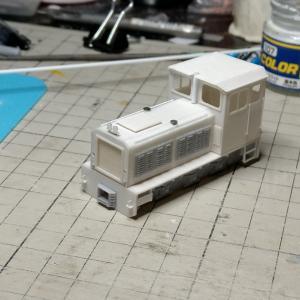 【速報】未塗装完成車体、ここに現る!