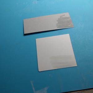 薄い材料の方がシャープに仕上がるという当然の経過(^^)