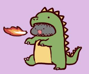 子供が将来の夢に恐竜って書いてたのだけど、恐竜ってどうやったらなれる?
