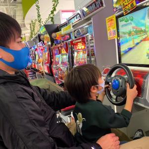 休日に無免許運転