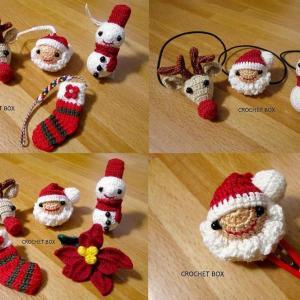 はこギャラリーさんへクリスマス商品と赤ちゃんのガラガラを納品しました。