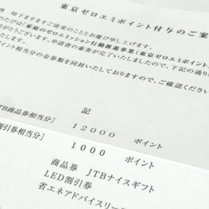 東京ゼロエミポイント