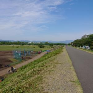 サイクリング 羽村まで