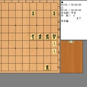 朝日杯オープン(1月18日)