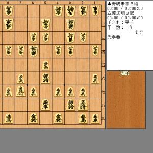 叡王戦準決勝