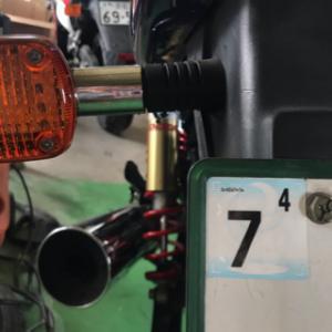 自動二輪の車検