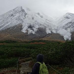 北海道7日目  大雪山と宮島沼