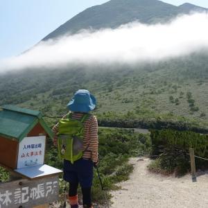 北海道4日目 イワオヌプリと羊蹄山