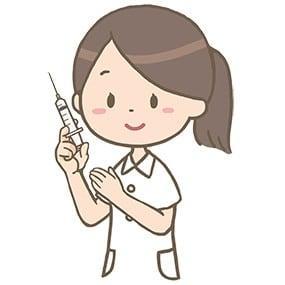 今日1番は、新型コロナワクチン2回目接種にお伺いしました~(^^♪