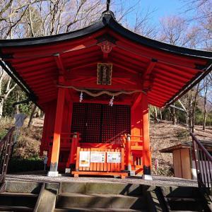 箱根に遊びに行った話・九頭龍神社