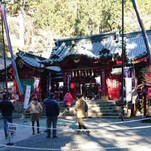 箱根に遊びに行った話・箱根神社