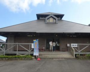 滋賀 ビラデスト今津で秋キャンプ1