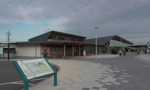 岐阜 道の駅 パレットピアおおの スタンプ