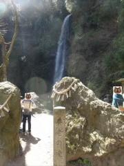 岐阜 養老の滝2 養老神社で菊水泉という名泉