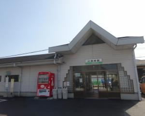 岐阜 養老鉄道 駒野駅 スタンプ