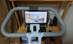 エアロバイクとストリートビューを連携するための環境作り ~完成編~