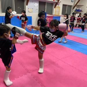 ジュニアキックボクシングクラス
