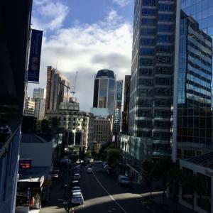野暮用を足しにオークランドへ/ A Quick Trip To Auckland
