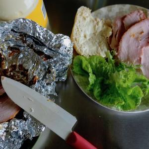 野生のクレマティス、究極のハムサンド、La Valse / NZ Clematis, My Sandwich, La Valse