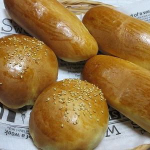 久しぶりのドッグパン・・・やっぱり美味しいわぁ~ 2人の会話~