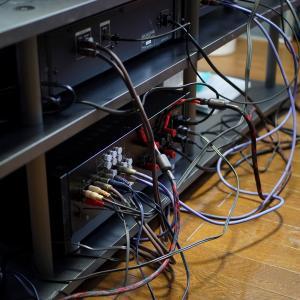 ケーブルの整理