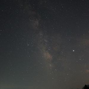 見えない星が見えてくるフォトレタッチ