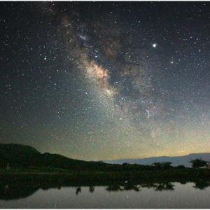 この夏最後?の天の川撮影