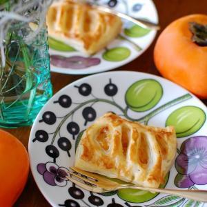 りんごじゃなくても美味しい♪簡単【柿パイ】作ってみた