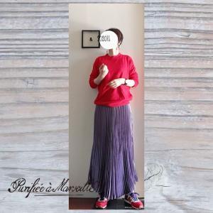 臆さず好きな色を着ること