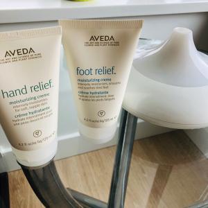 手足の乾燥対策!AVEDA (アヴェダ)でケア:その3