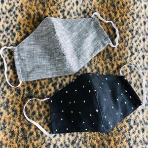 ホールフーズで買ったカナダ製の布マスク、洗濯後の感想