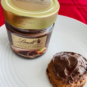 Lindtの美味しいチョコレートスプレッド