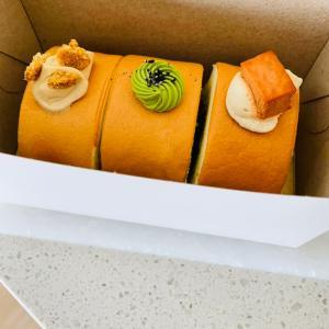 トリオロールケーキ