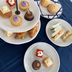 春のアフタヌーンティー@Neverland Tea Salon