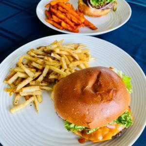 cheat dayに、よく選ぶ美味しいハンバーガー