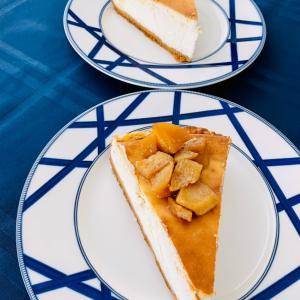 リぴしてしまう手作りチーズのチーズケーキ