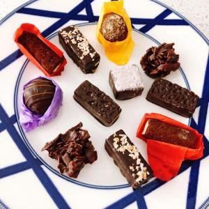 お土産と自宅用に美味しいショコラを