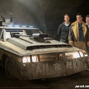 死霊のはらわた・リターンズの自動車がカッコいい件