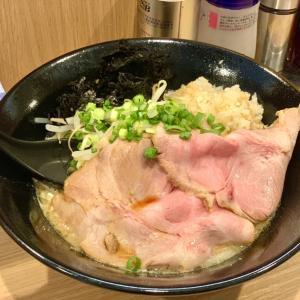 鶏白湯ラーメンの極(・o・)
