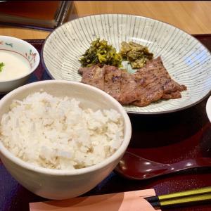 ジム飯 牛タン(・o・)