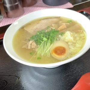 """初ラーメンの""""麺屋てんほう""""に行ってみた(・ω・)"""