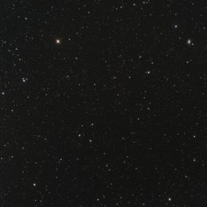 おとめ座銀河団 M88,NGC4539付近