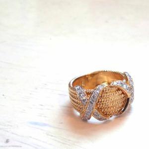 18金の指輪のお買取り