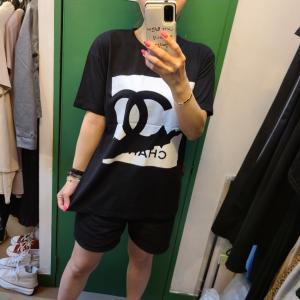 Not CHANEL Tシャツ 入荷