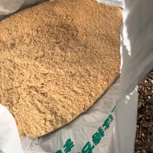 身近に手に入る肥料分 米ぬか