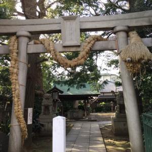 疫病退散大蛇の神社