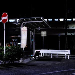 京王稲田堤駅前のバス停の謎