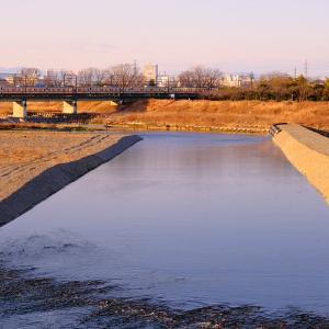 運河と京王線