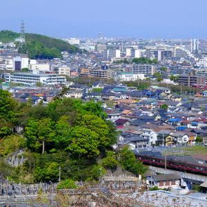 京王線俯瞰への道